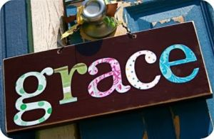 What is the difference between mercy and grace?