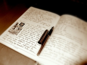 Honor your feeling by journaling